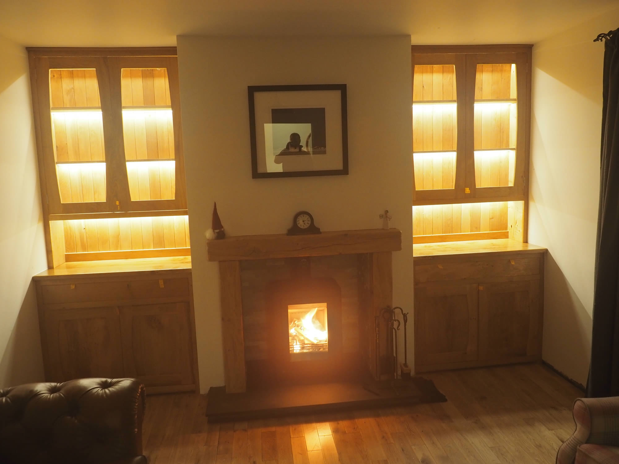 Whisky cabinets